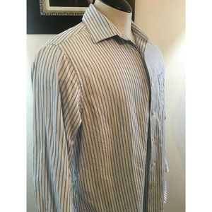Tommy Bahama Mens Large Long Sleeve Button Down